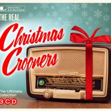"Various – ""The Real… Christmas Crooners"""