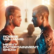 "ROBBIE WILLIAMS wydaje nową płytę ""Heavy Entertainment Show"" w Sony Music już 4 listopada!"