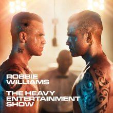 """ROBBIE WILLIAMS  – płyta """"The Heavy Entertainment Show"""" od dzisiaj w sprzedaży!"""