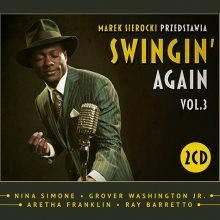 "Various – ""Marek Sierocki Przedstawia: Swingin' Again 3"""