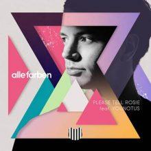 """Konkurs Alle Farben na remiks hitu """"Please Tell Rosie""""! Zwycięski remiks wydany zostanie w Ultra Music!"""