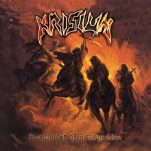 """Krisiun – """"Conquerors Of Armageddon (Vinyl re-issue 2016)"""" (LP)"""