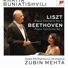 Liszt: Piano Concerto No. 2 in A-Major, S. 125 & Beethoven: Piano Concerto No. 1 in C Major, Op. 15