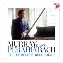 Murray Perahia plays Bach – The Complete Recordings