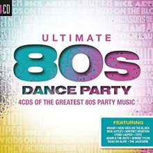 "Various – ""Ultimate… 80s Dance Party"""