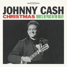 "Johnny Cash – ""Christmas: There'll Be Peace in the Valley"" (LP)"
