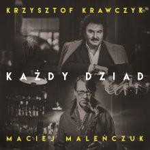 """""""Każdy dziad"""" czyli Krzysztof Krawczyk w duecie z Maciejem Maleńczukiem."""