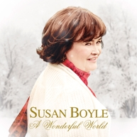 Susan Boyle – A Wonderful World