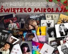 Konkurs Mikołajki z Sony Music