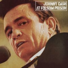 "Johnny Cash – ""At Folsom Prison (Brown Vinyl)"" (LP)"
