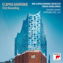 Elbphilharmonie First Recording – Brahms: Symphonies Nos. 3 & 4