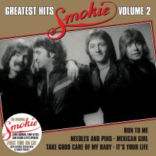 "Smokie – ""Greatest Hits Vol. 2 ""Gold"" (New Extended Version)"""