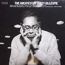 "Dizzy Gillespie – ""The Greatest of Dizzy Gillespie"""