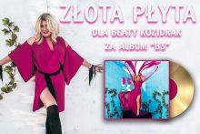 Złota Płyta dla Beaty Kozidrak!
