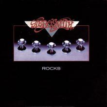 "Aerosmith – ""Rocks"" (LP)"