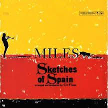 "Miles Davis – ""Sketches of Spain"" (Yellow Vinyl) (LP)"