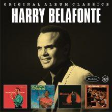 """Harry Belafonte – """"Original Album Classics"""""""
