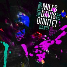 "Miles Davis – ""Miles Davis Quintet: Freedom Jazz Dance: The Bootleg Series, Vol. 5"" (LP)"