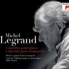 Michel Legrand Piano Concerto, Cello Concerto