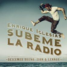 """ENRIQUE IGLESIAS powraca z nowym utworem – posłuchaj """"Subeme La Radio"""" już teraz!"""