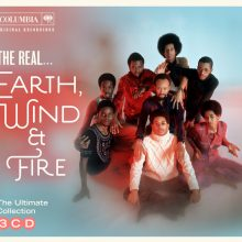 "Earth, Wind & Fire – ""The Real… Earth, Wind & Fire"""