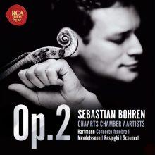 Op. 2 – Hartmann, Mendelssohn, Respighi, Schubert
