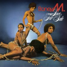 "Boney M. – ""Love For Sale (1977)"" (LP)"