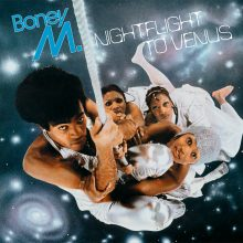 "Boney M. – ""Nightflight To Venus (1978)"" (LP)"