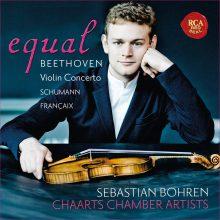 Equal – Beethoven: Violin Concerto, Op. 61 – Schumann: Fantasia, Op. 131 – Françaix: Nonetto