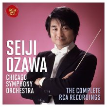 Seiji Ozawa & The Chicago Symphony Orchestra – The Complete RCA Recordings