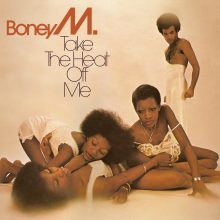 "Boney M.  – ""Take the Heat off Me"" (LP)"
