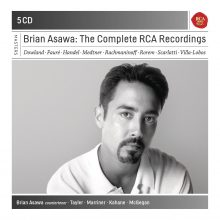 Brian Asawa – The Complete RCA Recordings