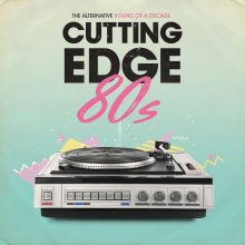 "Various – ""Cutting Edge 80s"" (LP)"