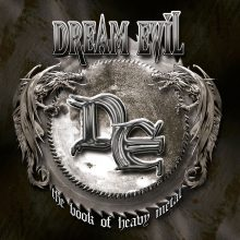 "Dream Evil – ""The Book of Heavy Metal (Re-issue 2017)"""