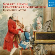 W.A. Mozart and J. Haydn – Concertos and Divertimentos