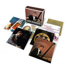 John Browning – The Complete RCA Album Collection