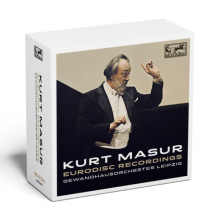 Kurt Masur: Eurodisc Recordings