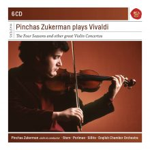 Pinchas Zukerman Plays Vivaldi