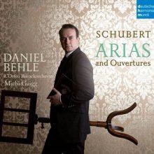 Schubert: Overtures, Romances & Opera Arias