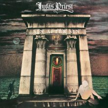 "Judas Priest  – ""Sin After Sin"" (LP)"