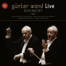 Günter Wand – Live Recordings