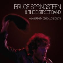 "Bruce Springsteen & The E Street Band – ""Hammersmith Odeon, London '75"" (LP)"