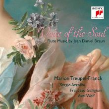 Voice of the Soul – Flute Music by Jean Daniel Braun