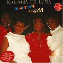 "Boney M. – ""Kalimba de Luna (1984)"" (LP)"