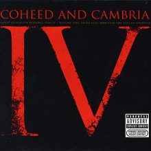 "Coheed and Cambria – ""Good Apollo I'm Burning Star IV Volume One:  From Fear Through The Eyes Of Madness"" (LP)"