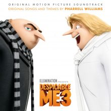 Soundtrack – Gru, Dru i Minionki (Despicable Me 3)