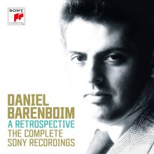 Daniel Barenboim – A Retrospective – The Complete Sony Recordings