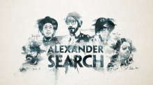 Zwycięzca Eurowizji SALVADOR SOBRAL powraca w nowym, tajemniczym projekcie – oto ALEXANDER SEARCH!