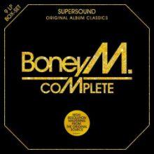 """Boney M. – """"Complete (The Original-VINYL-Album Box)"""" (LP)"""