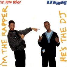"DJ Jazzy Jeff & The Fresh Prince – ""He's the DJ, I'm the Rapper"" (LP)"
